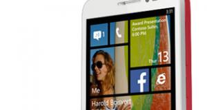 Alcatel POP 2 - первый Windows Phone на 64-битном процессоре