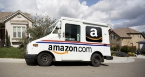 Amazon планирует печатать вашу покупку на 3D принтере по дороге к вам