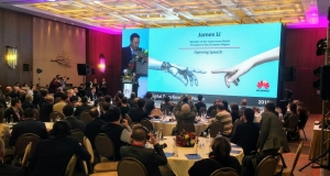 Huawei провела у Києві форум «Цифрова трансформація 2019»