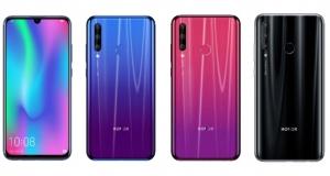 Нова лінійка смартфонів HONOR 20 Series