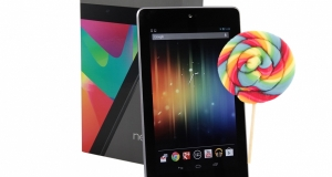 Финальная версия Android 5.0 Lollipop для Nexus 7 готова (скриншоты)