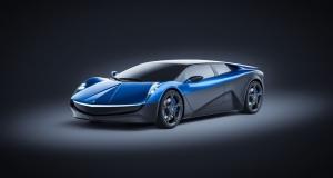 Новий конкурент Tesla – швейцарський електрокар Elextra