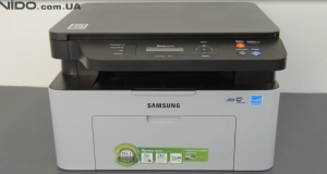 Видеообзор МФУ Samsung Xpress M2070W: экспресс-печать