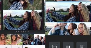 Коллажи в Instagram теперь можно делать и на Android