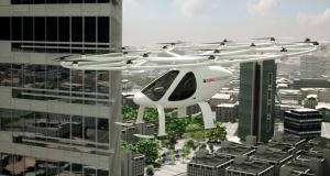 У Дубаї запустять перше аеротаксі (відео)