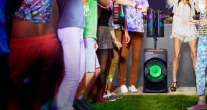 Відеоогляд акустичної системи Sony MHC-GT4D