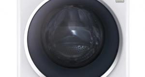 Новые стиральные машины LG - полный цикл стирки всего за 49 минут