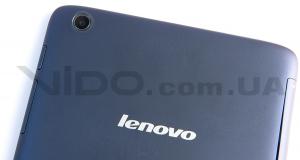 Обзор планшета Lenovo TAB A8 A5500-F: друг на каждый день