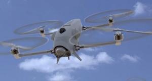Розроблено Rotem-L – новий військовий чотирьохгвинтовий дрон з гранатами