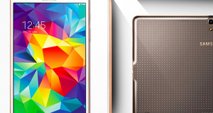 Samsung GALAXY Tab S: история дисплея в 30 секундах