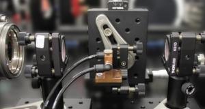 Новый лазер с алмазной оптикой может разрезать сталь