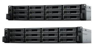Нові пристрої Synology RackStation