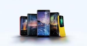 HMD Global представили п'ять нових телефонів Nokia і неперевершений Android One
