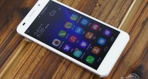 Характеристики, дизайн, цена и дата релиза нового флагмана Huawei Honor 6