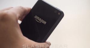 Первый взгляд на уникальный смартфон Fire от Amazon