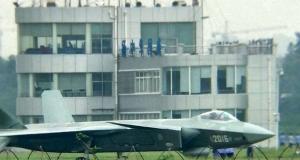 Седьмая версия китайского самолета-невидимки J-20