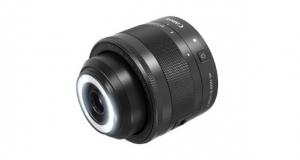 Объектив Canon EF-M 28 мм f/3.5 Macro IS STM с автофокусировкой и встроенной вспышкой Macro Lite