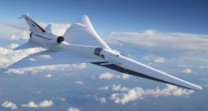«Тихенький» надзвуковий літак від NASA і Lockheed Martin