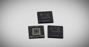 Samsung розробили високошвидкісну пам'ять на 256 ГБ для смартфонів і планшетів
