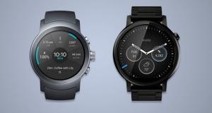 Порівняння смарт-годинників LG Watch Sport та Moto 360 другого покоління