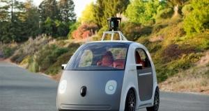 Автомобиль Google получит наружные подушки безопасности
