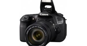 Достойный фотоконкурент - Canon EOS 60D