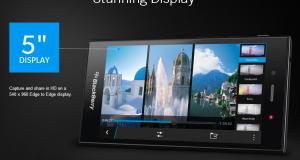 Продажи смартфона BlackBerry Z3 удивили акционеров компании