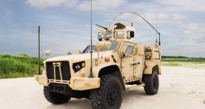 Автомобиль, который заменит Humvee