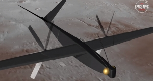 Український проект марсохода Mars Hopper потрапив у фінал конкурсу NASA