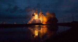 Первый космический полет Ориона в высоком разрешении (фото и видео)
