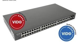 Обзор коммутатора TP-LINK JetStream T1600G-52TS (TL-SG2452): оптимальный выбор