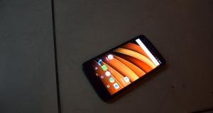 Moto X Force со сверхпрочным экраном презентовали в Украине
