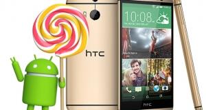 Первый взгляд на Android Lollipop с графической оболочкой Sense 6 на HTC One (M8)