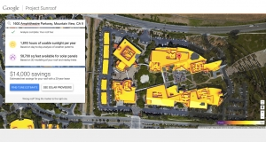 Google запускает проект Sunroof, чтобы победить скептицизм по поводу солнечной энергии