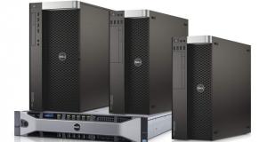 Новые высокопроизводительные рабочие станции Dell Precision