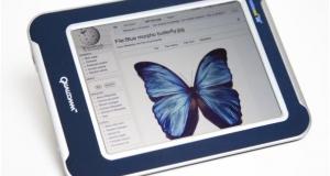 Новый тип дисплеев, Mirasol, появится на рынке через несколько месяцев.