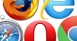 Тестирование популярных браузеров.