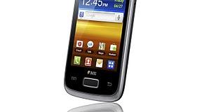Продажи Samsung GALAXY Y DUOS в Украине начнутся в феврале 2012 года.