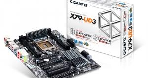 Gigabyte рекомендует обновить BIOS для системных плат  с чипсетом Х79.