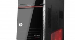 Новые продукты от НР: Pavilion HPE h9 Phoenix.