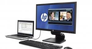 Новые продукты от НР: монитор-док-станция для ноутбуков HP Compaq L2311c.