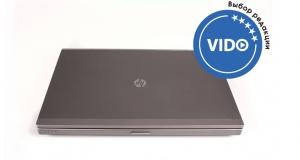 HP EliteBook 8460p: красивый, надежный и практичный