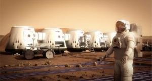 Колонизация Марса глазами бывшего космонавта Базза Олдрина