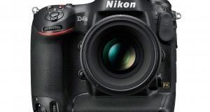 Новый флагман компании: Nikon D4s