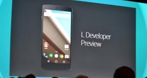 Как выглядит Android L на HTC One M7