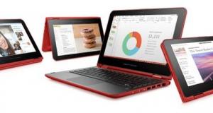 Обновленные конвертируемые ноутбуки HP Pavilion x360