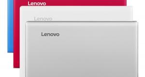 Ноутбук Lenovo IdeaPad 100S уже в Украине