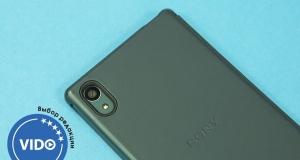 Огляд смартфона Sony Xperia Z5 Dual: флагман на дві SIM-карти