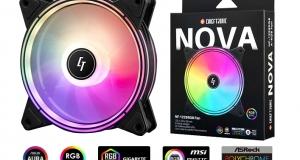 Новий вентилятор CHIEFTRONIC NOVA A-RGB NF-1225RGB