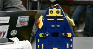 Вражаючі київські стартапи у робототехніці на виставці CEE 2017